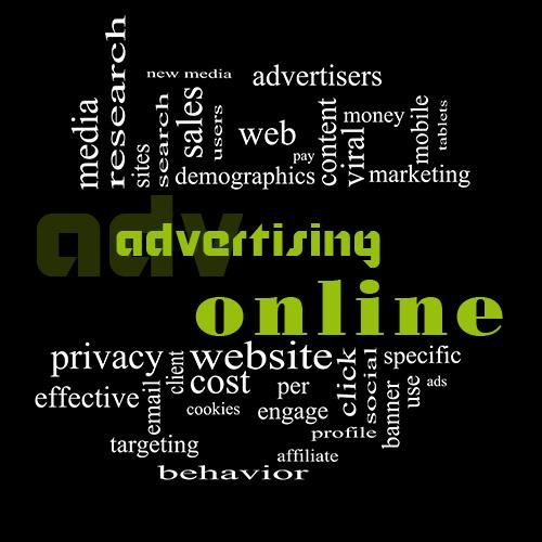 Advertising online