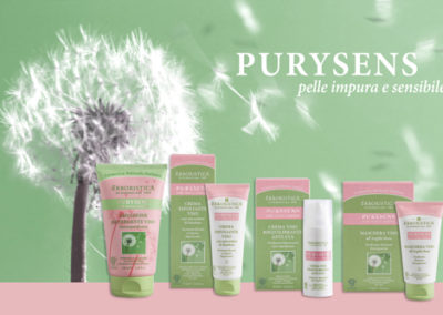Purysens - Packaging