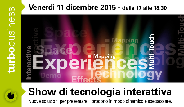 Tornano i workshop #Turbobusiness…e questa volta vi stupiremo!