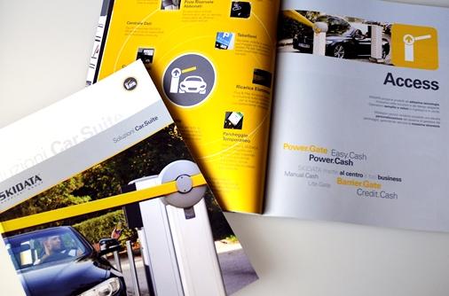 Wiseup realizza il nuovo catalogo B2B per il settore Parking di SKIDATA