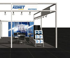 Layout stand Kemet