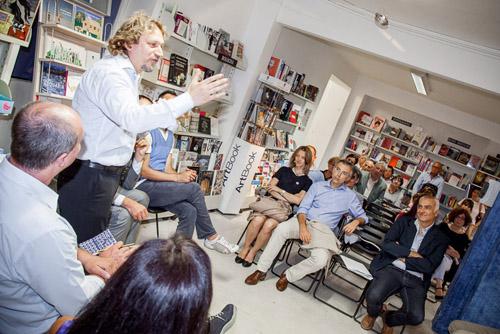 """""""Scultura e Impresa 2012"""": presentazione del catalogo firmato Wiseup"""