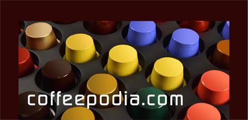 Un nuovo progetto web: Coffeepodia!